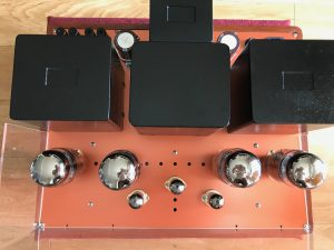 Dòng sản phẩm mới đỉnh cao KT-88 Pushpull
